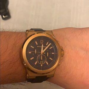 Men's Michael Kors MK-8295 Watch rose gold